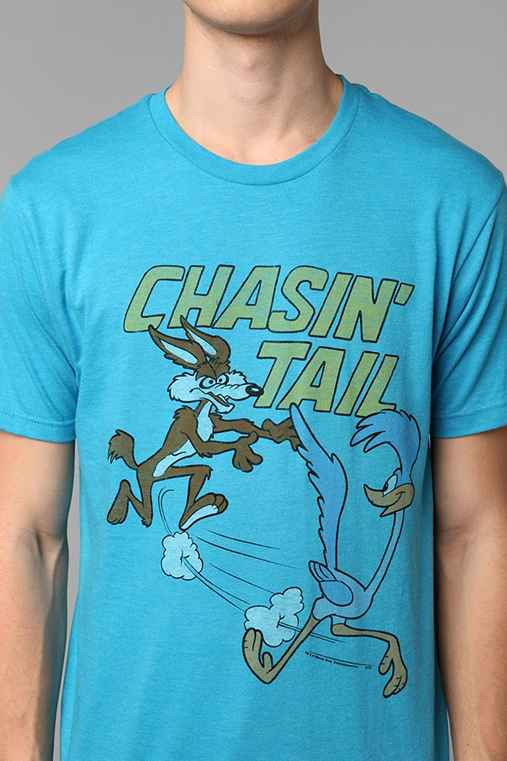 Junk Food Chasin' Tail Tee
