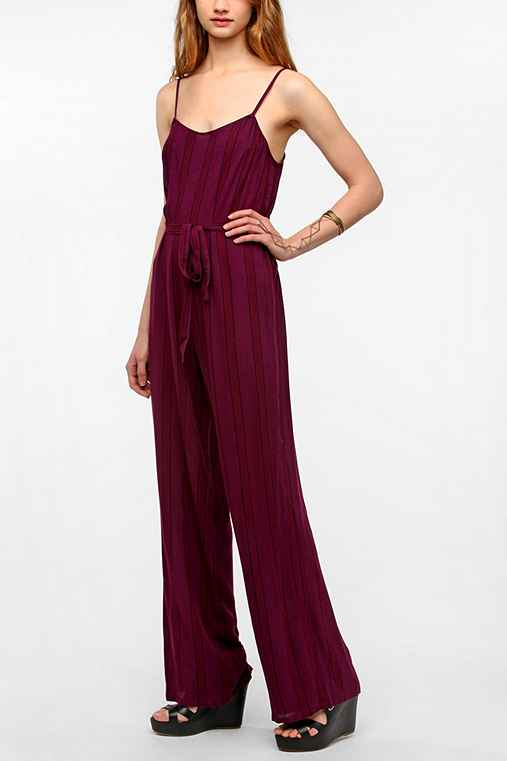 Reformed By The Reformation Meridian Jumpsuit