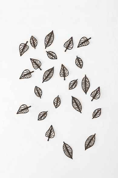 Falling Leaves Wall Decor : Wall art urban outfitters