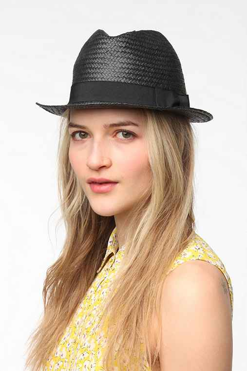 BDG Classic Trilby Hat