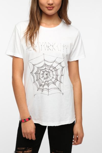 Warpaint New York City Tee