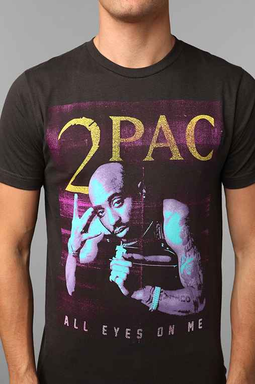 2Pac All Eyes On Me Tee