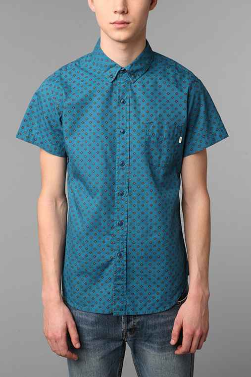 OBEY Continental Woven Shirt