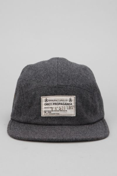 OBEY Blind Cast 5-Panel Hat
