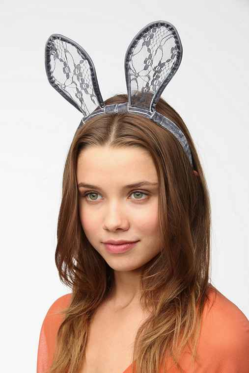 Lace Ears Headband