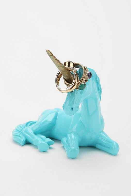 Plum & Bow Unicorn Ring Holder - Urban Outfitters