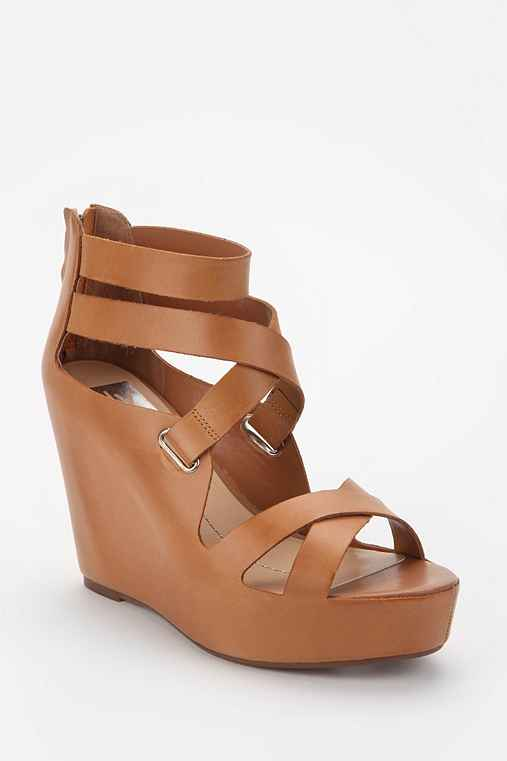 DV By Dolce Vita Jury Strappy Wedge Sandal