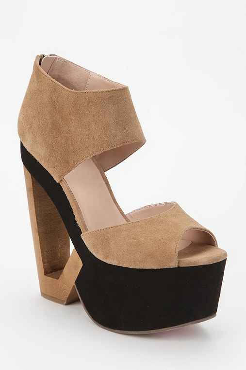 DV8 By Dolce Vita Phantom Cutout Platform Wedge