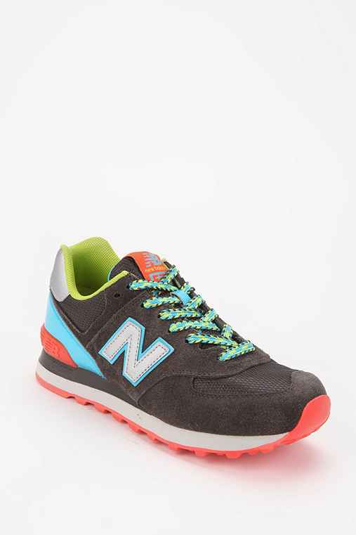 New Balance 574 BFF Colorblock Running Sneaker
