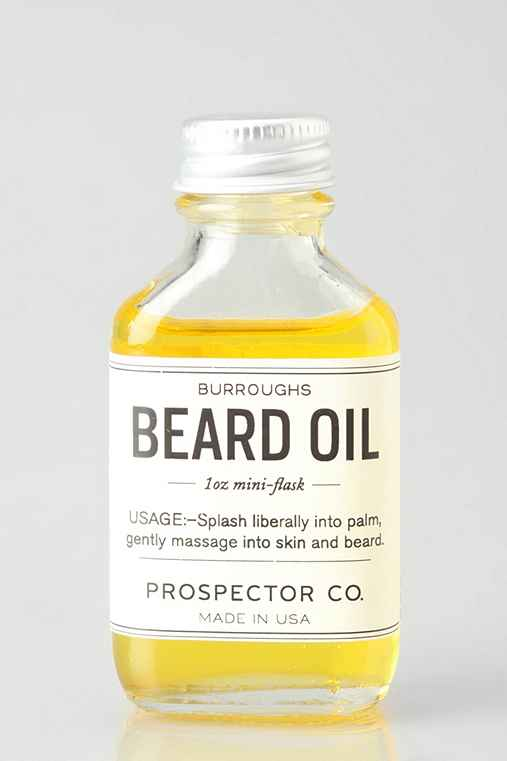 prospector co beard oil urban outfitters. Black Bedroom Furniture Sets. Home Design Ideas