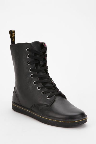 Dr. Martens Stratford Leather 9-Eye Sneaker-Boot