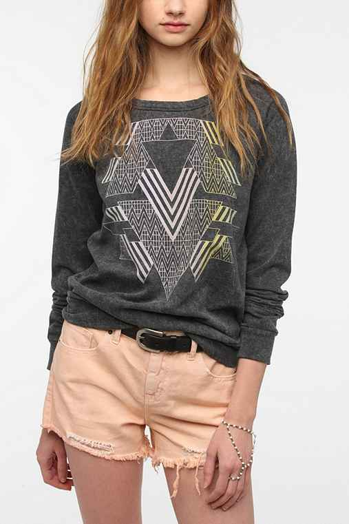 Truly Madly Deeply Mineralized Pullover Sweatshirt