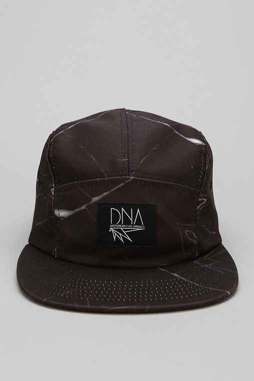 DNA Pattern 5-Panel Hat