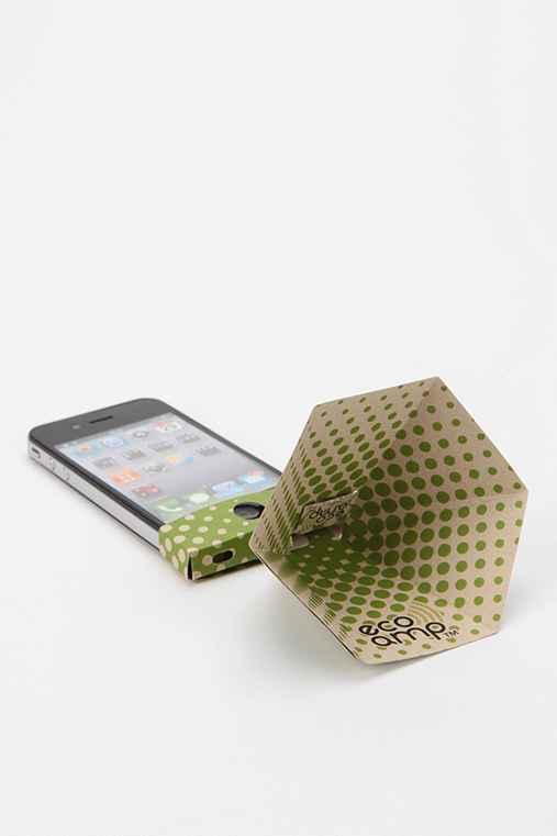 eco-made Paper iPhone 4/4s Amp