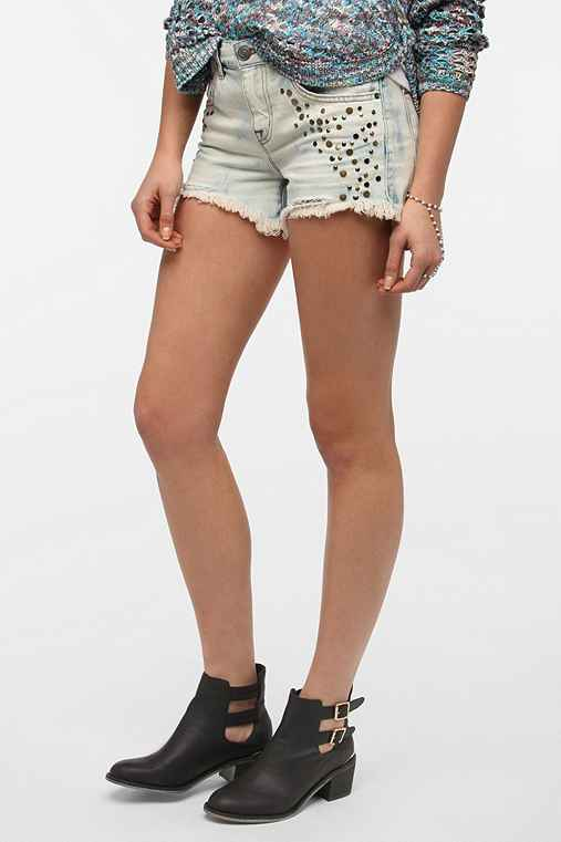 BDG Freja Embellished Short