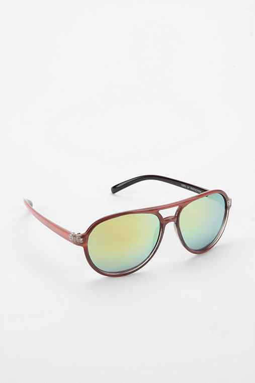 Future Flavor Aviator Sunglasses