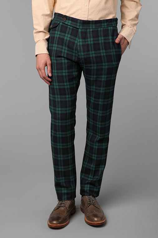 GANT Rugger Black Watch Tux Smarty Pant