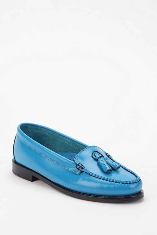 Bass Ventura Tassel Loafer