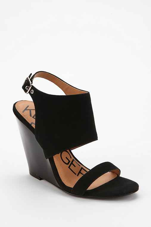 Kelsi Dagger Brooklyn Ellice Wedge Sandal