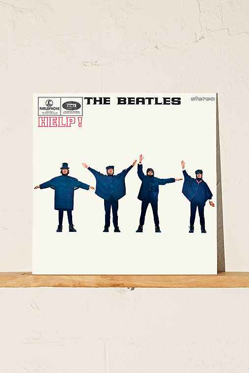 The Beatles - Help! LP