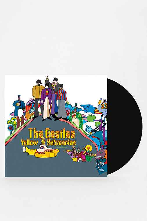 The Beatles - Yellow Submarine LP