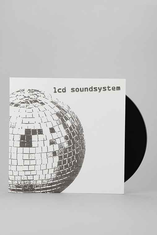 LCD Soundsystem - S/T LP
