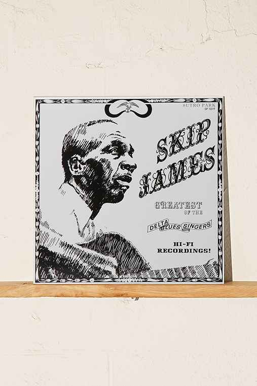 Skip James Greatest Of The Delta Blues Singers Lp