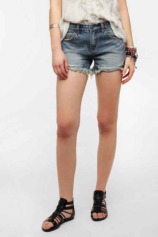 BDG Freja Denim Short