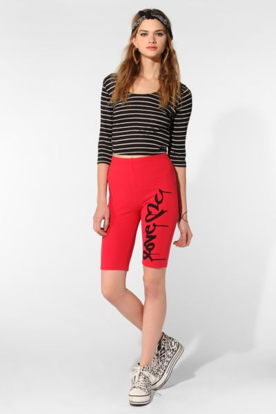 Love Me By Curtis Kulig Knit Bike Short