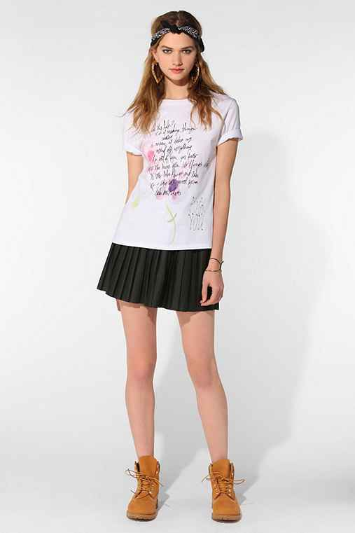 Love Me By Curtis Kulig Love Letter Tee