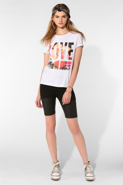 Love Me By Curtis Kulig Logo Tee