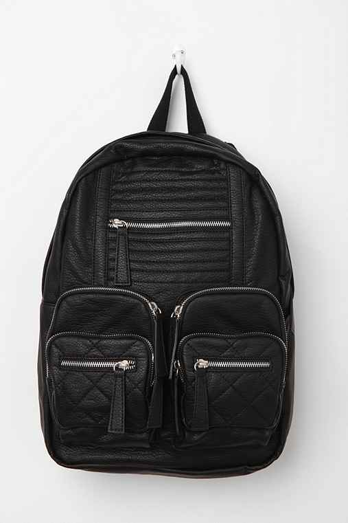 Deena & Ozzy Zip-Pocket Backpack