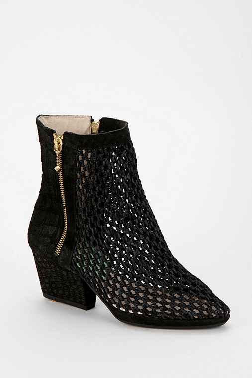 New Kid Enid Stealth Mesh Ankle Boot