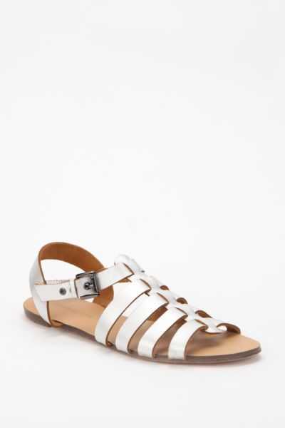 Marais USA Caged Leather Sandal