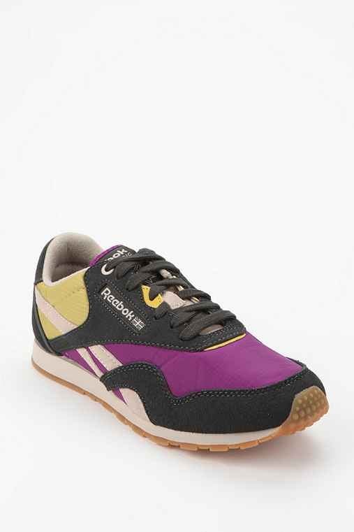 Reebok Colorblock Slim Nylon Running Sneaker