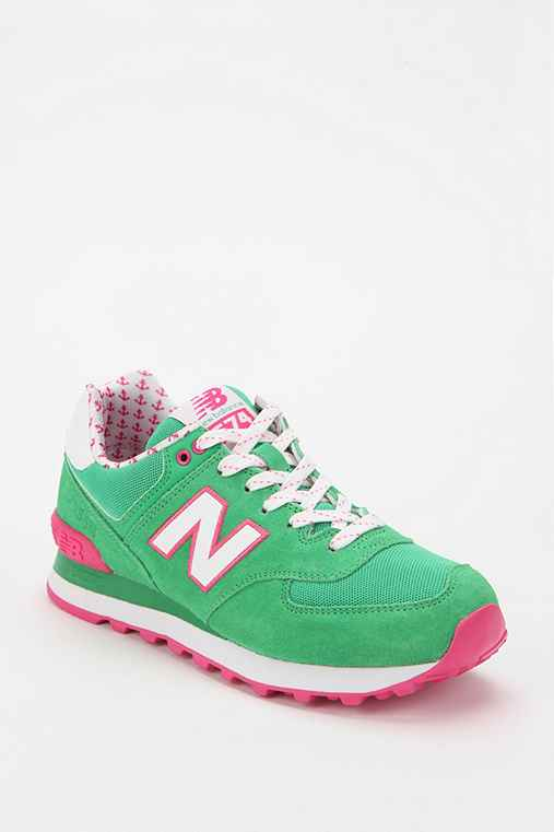 New Balance 574 Yacht Club Running Sneaker