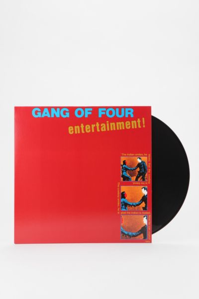 Gang Of Four - Entertainment LP + MP3