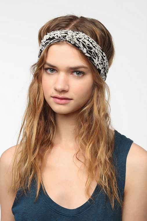 Lace Headwrap