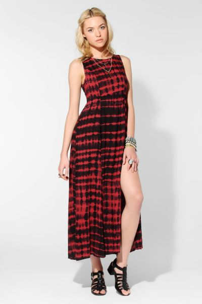 We All Shine By MINKPINK Burning Up Maxi Dress