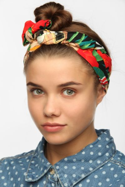 Cult Gaia Pin-Up Headwrap
