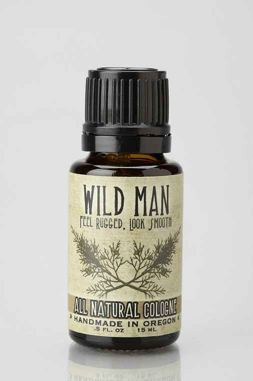 Wild Man All Natural Cologne