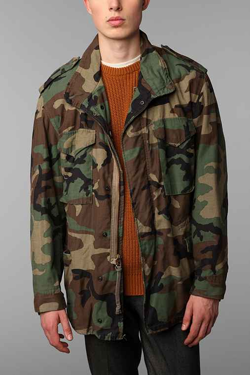 Urban Renewal Vintage M65 Field Jacket