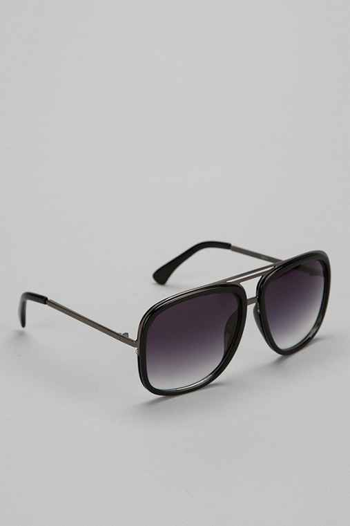 The Boss Aviator Sunglasses