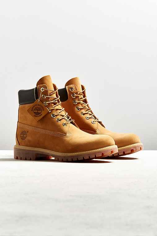Timberland Classic Wheat Boot,TAN,12