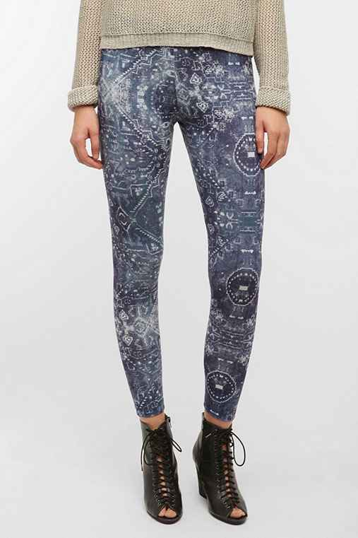 BDG Crystal Ball Rug Legging