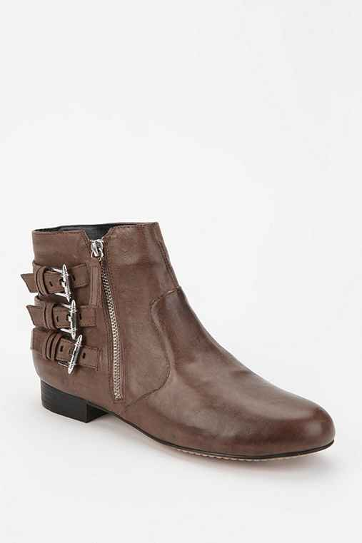 Dolce Vita Bale Triple-Buckle Ankle Boot