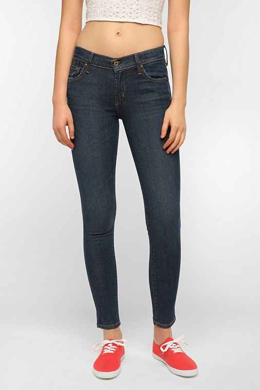 James Jeans Twiggy Mid-Rise Skinny Jean