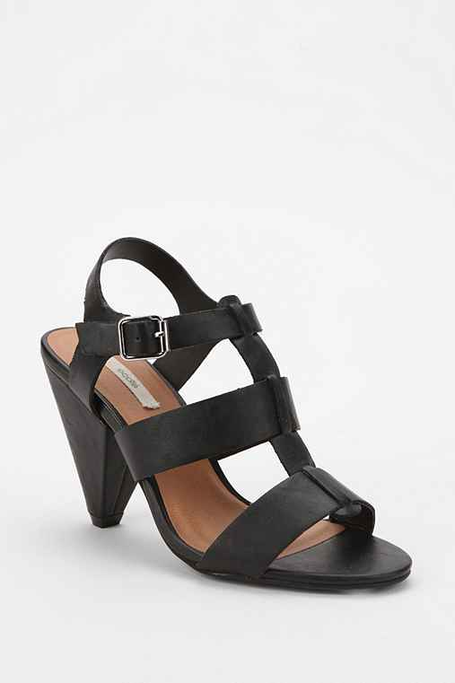 Ecote Caged T-Strap Heel