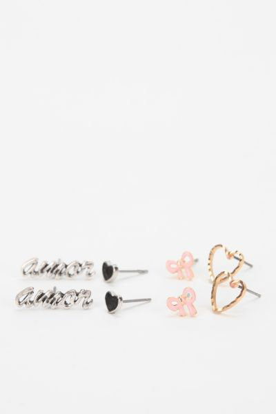 Palm Coast Earring Set