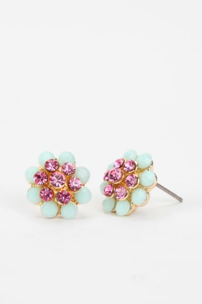 Tropical Flower Earring